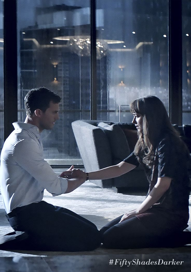 """""""This is me, Ana. All of me…and I'm all yours."""" - Christian Grey 