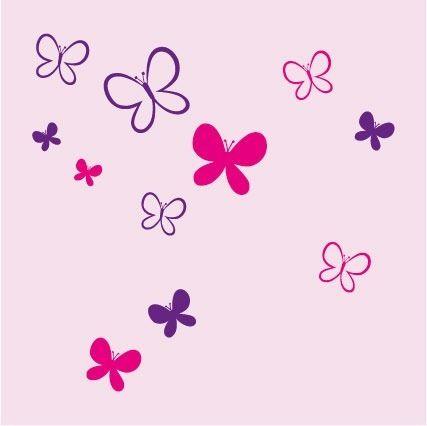 viniles-decorativos-infantiles-baby-collection-anana-2054-MLV3818916842_022013-O.jpg (427×426)