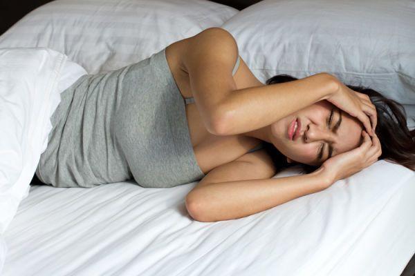 Orgasm headache study