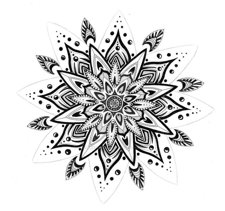 Henna Design Outline: 31 Best Henna Tattoo Flower Outlines Images On Pinterest