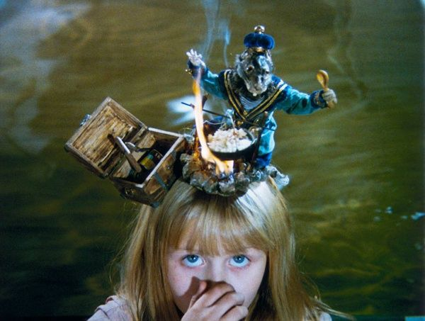 Image result for alice's adventures in wonderland 1972 bfi