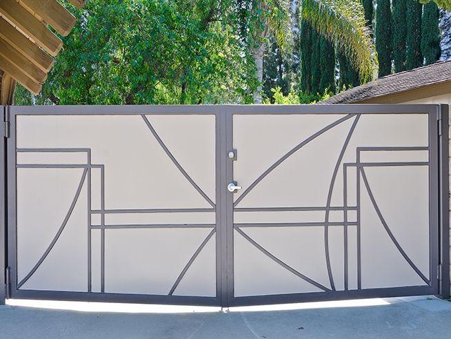 1000 Ideas About Steel Gate On Pinterest Wrought Iron