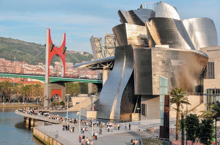Imagenes+Del+Museo+Guggenheim+Bilbao+Del+Arquitecto+Frank+Gehry