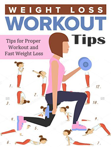 Tips for Proper Workout and Fast Weight Loss