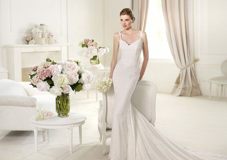 Pronovias Presents The Stunning 2018 Preview Collections: Best 25+ Hourglass Wedding Dress Ideas On Pinterest
