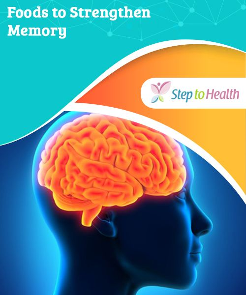Foods to #Strengthen Memory  #Memory #problems could equate to forgetting small things, or loss of important memories. These #foods to help strengthen your memory as naturally as possible