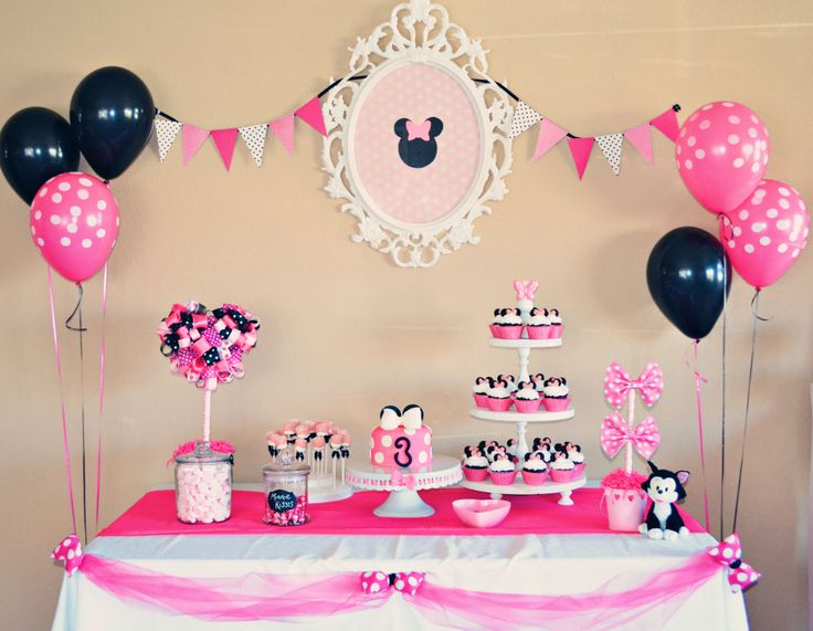 108 best minnie ideas images on Pinterest Birthdays Birthday