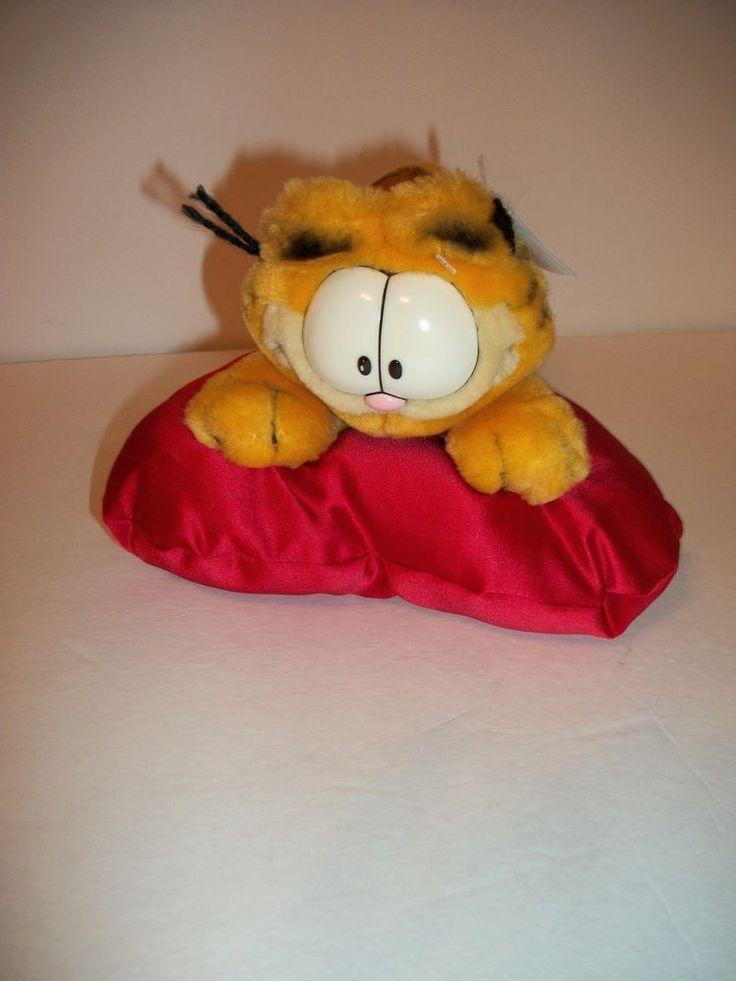 Garfield valentine Plush