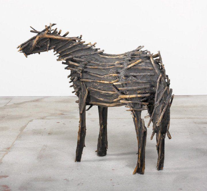Deborah ButterfieldWood Art, Butterfield Horses, Butterfield Deborah, Deborah Butterfield, Art Inspiration, Horses Artists, Hors Artists, Driftwood Horses, Driftwood Sculpture