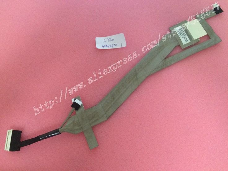 Brand New LVDS LCD Cable for Acer Extensa Travelmate laptop Cable 5230 5530 5730 5330 5230E 5630Z 5635Z  cable 50.4Z410.013