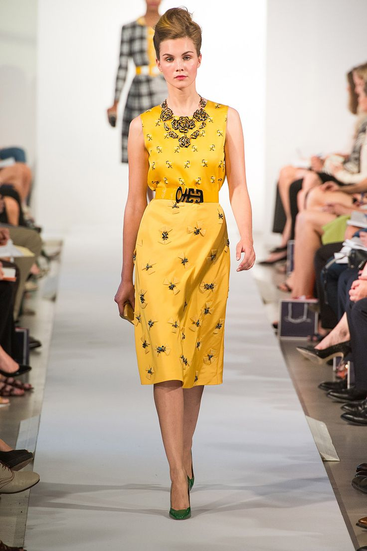 Oscar de la Renta Spring 2013 RTW - Review - Fashion Week - Runway, Fashion Shows and Collections - Vogue