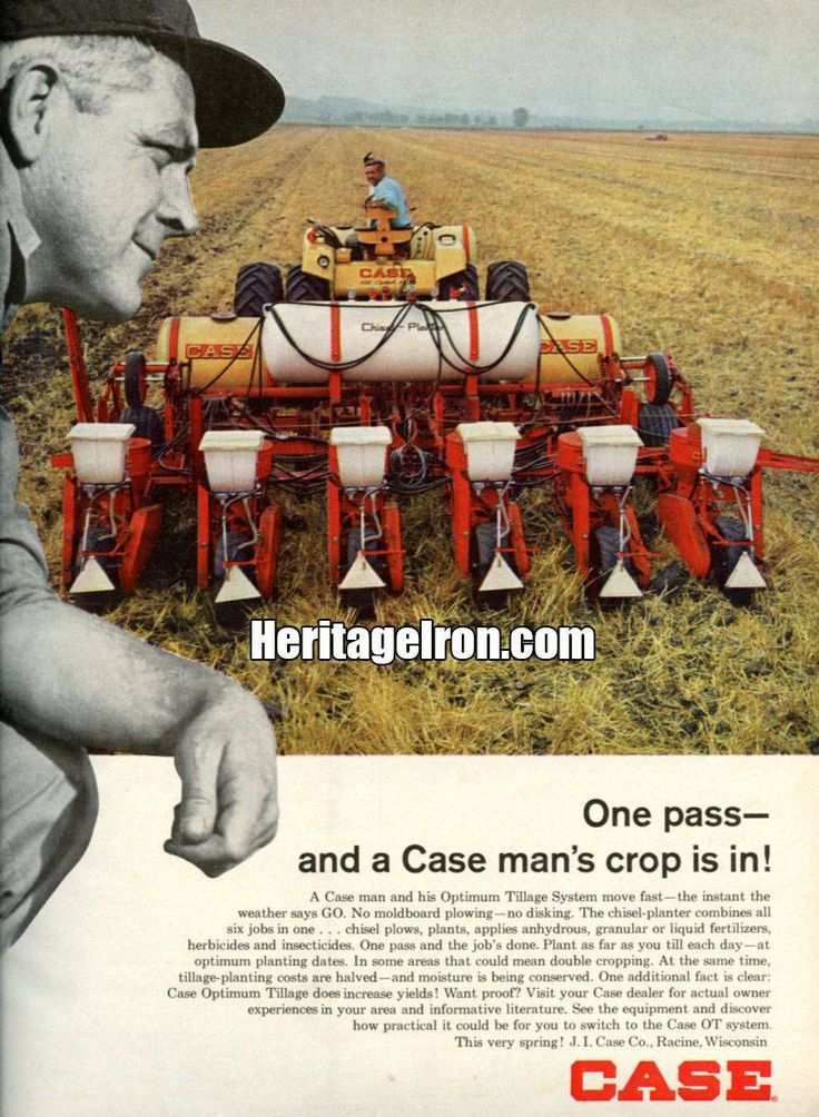 Case Tractor Posters : Who s a case man the farm quarterly spring