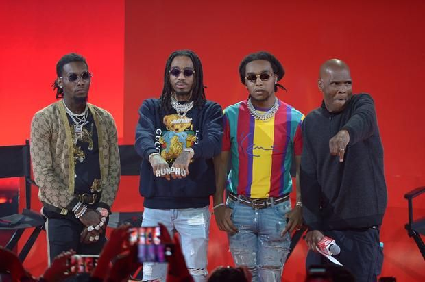 "Migos' ""Culture II"" Analyzed By The Fans: Length, Features & More A new Migos album means lots of social media reaction. https://www.hotnewhiphop.com/migos-drop-culture-ii-the-internet-reacts-to-their-new-album-news.... http://drwong.live/article/migos-drop-culture-ii-the-internet-reacts-to-their-new-album-news-42884-html/"