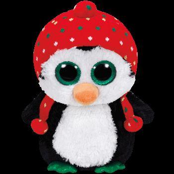 Freeze Ty Beanie Boo Christmas Penguin Ty Beanie Boos