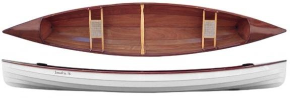 CLC wooden boat kits. Inexpensive and beautiful...