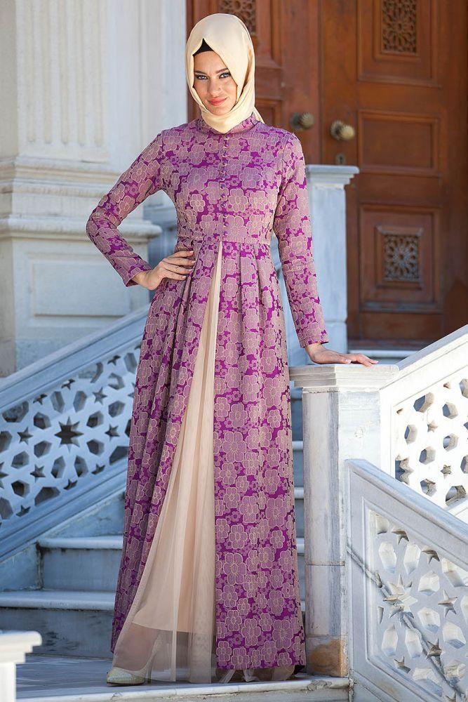 Evening Dress - Evening Dress - Evening Dress - 2229MOR