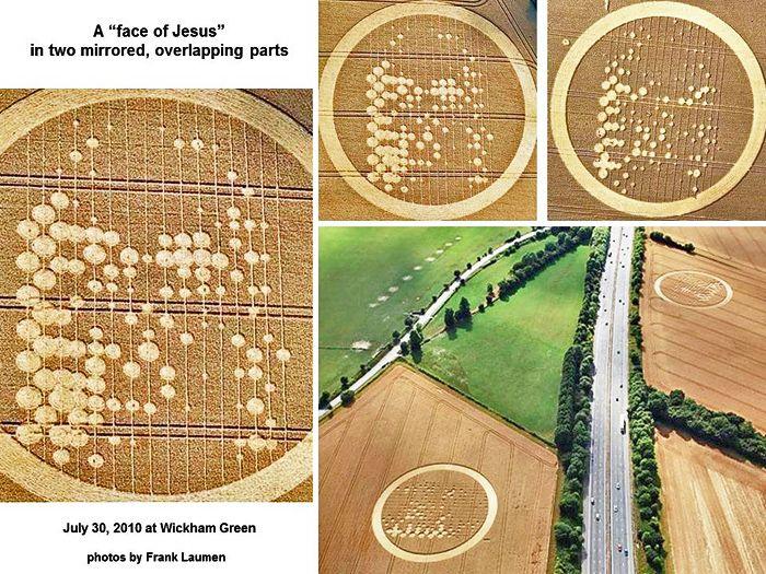 Risultati immagini per crop circle, Wickham Green