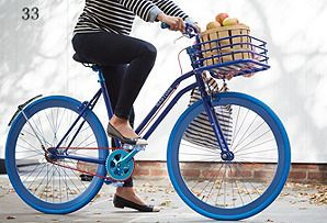 For the Fun of It: Bikes, Baskets & More