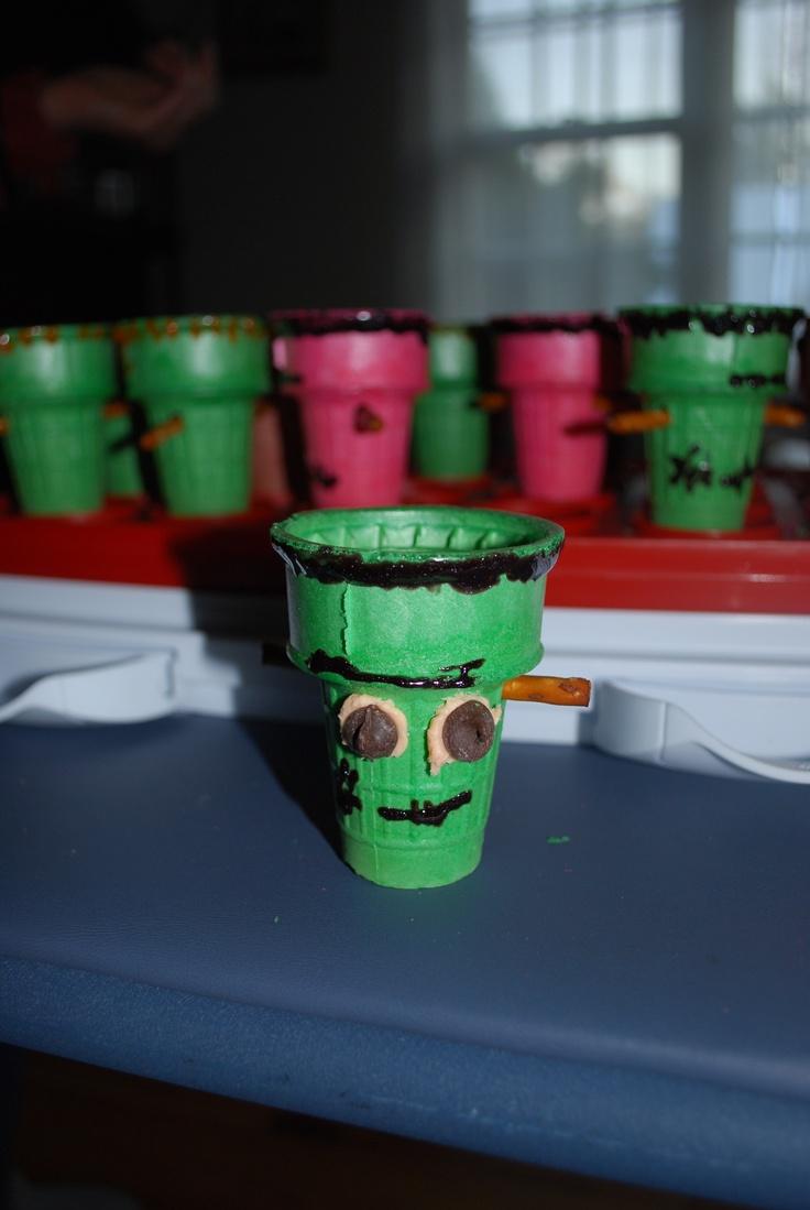 68 best Halloween Theme Healthy Kid Snacks images on Pinterest
