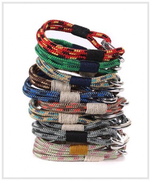 RJ Graziano Single Wrap Bracelet