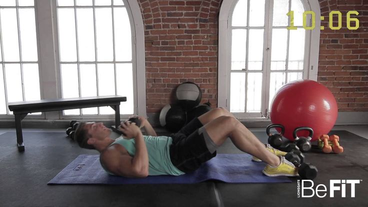 BeFit GO | 30 Min Total Body Burner Workout: a high-intensity circuit routine for your mobile device