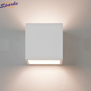 New Plaster Wall Up-and-Down Light, Astro Lighting Pienza 0917 Paintable Lamp