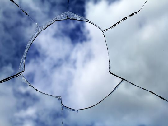 the glass in windows is NOT TEMPERED & can BREAK...please, please be aware of this if you repurpose an old window into a tray or table.  the glass should be replaced with plexiglass or tempered glass or place a sheet of one of these over the top of your project.