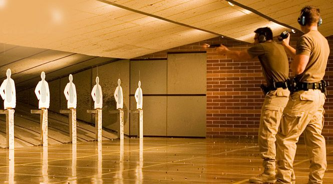 Firearms Instructor - Security Courses and Security Training Perth | SIG Group
