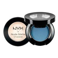 Матовые тени NYX Nude Matte Shadow
