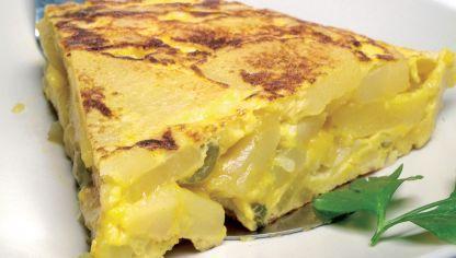 15 recetas de tortilla de patata