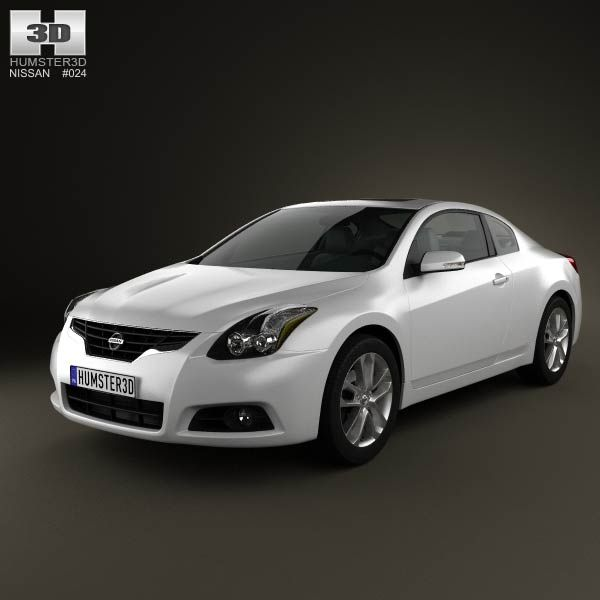 2014 Nissan Altima Coupe