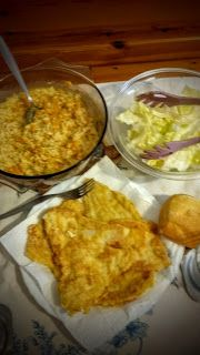 PANTAREI: THE LUNCH I COOKED TODAY