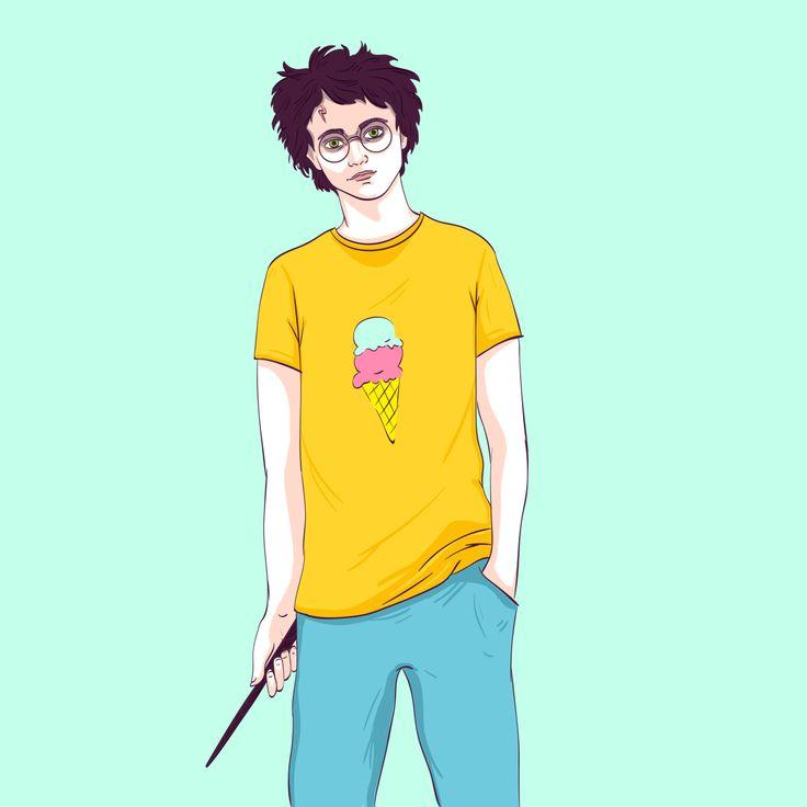 Summer Harry Potter