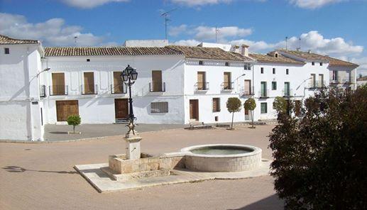 """plaza del """"pilón"""""""