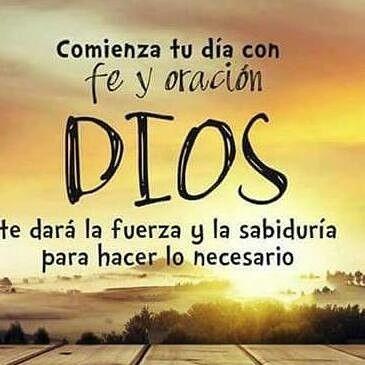 cada amanecer ten presente que...... #sugloriaenmibta #entrecristianosnosseguimos #oracion #Dios #Jesus