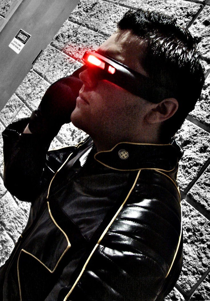X Men Cyclops Costume