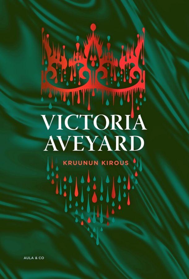 Kruunun kirous - Victoria Aveyard :: Julkaistu 22.4.2018 #fantasia #dystopia #novellikokoelma #nuoret