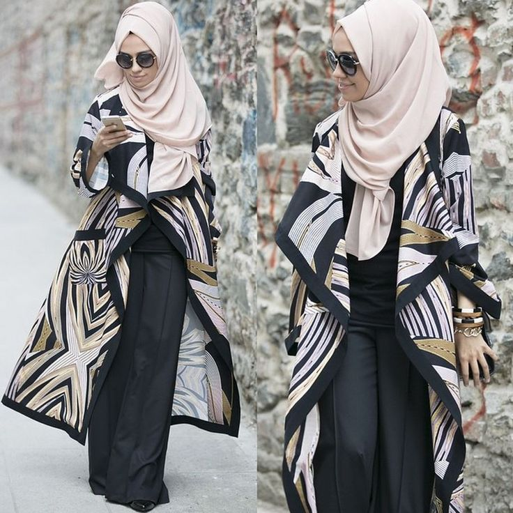 Hulya Aslan - Turkish Fashion Editor - Anna Spring Summer 2015 - Turkish Hijab Style