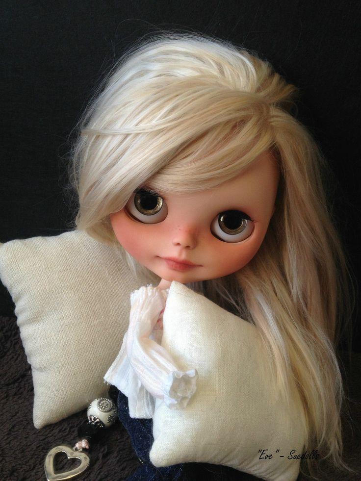 "OOAK Custom Original Blythe Doll ""Eve"" Suedolls   eBay"