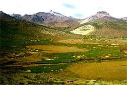 Inland view of Kerguelen