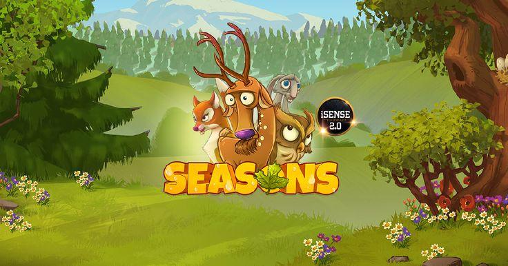 Seasons slot by Yggdrasil Gaming