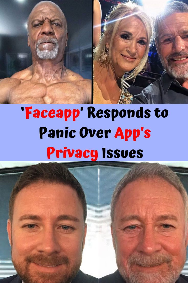 The latest trend to storm the internet is the hilarious Faceapp.