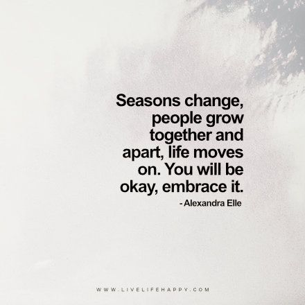 Seasons Of Life Quotes New Best 25 Seasons Change Quotes Ideas On Pinterest  Fall Quotes