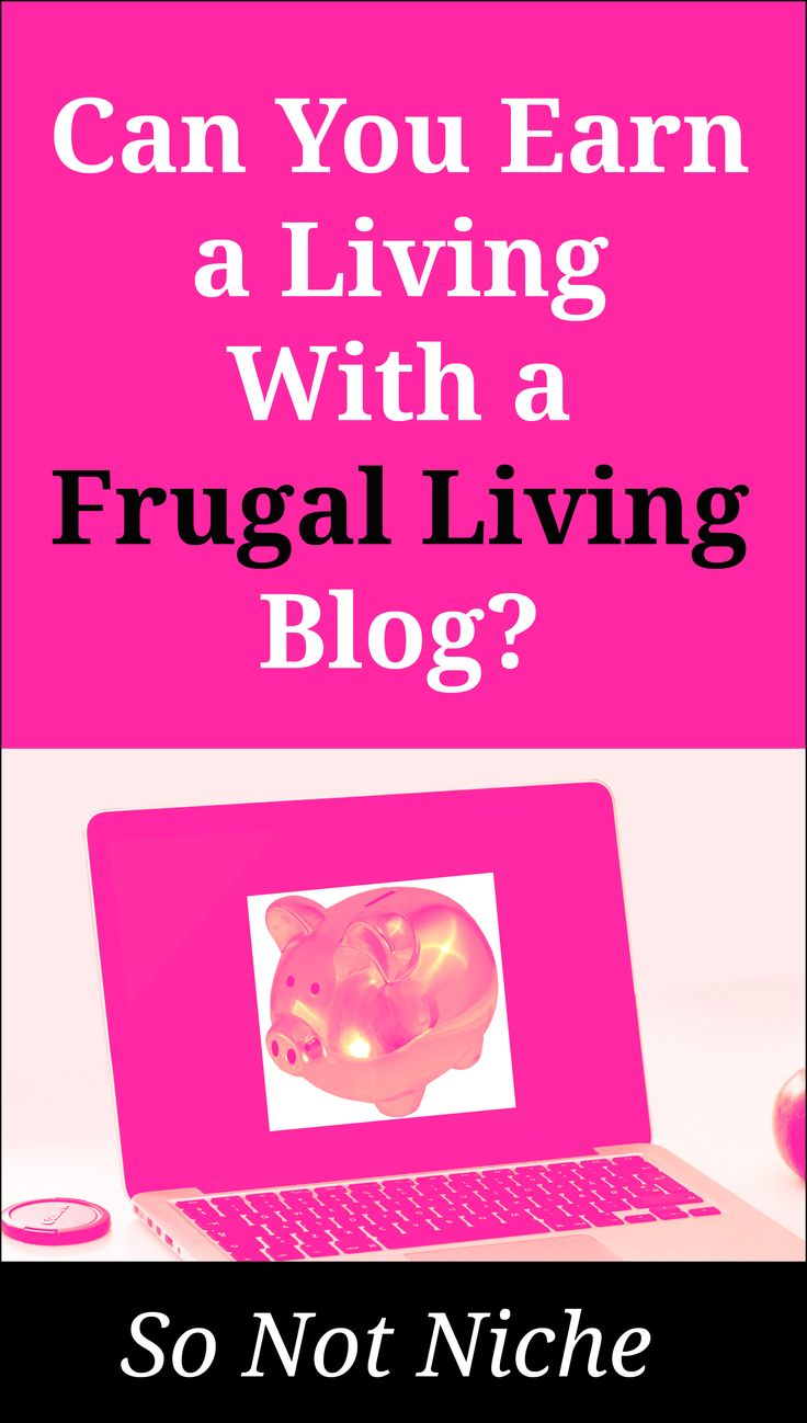 How do you make money from a frugal living blog? What if your readers are on tight budgets?  Tips  and ideas for earning money while helping your readers save money.