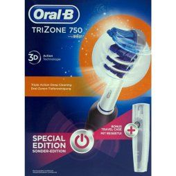 Oral-B Trizone Pro 750 Negro+Funda