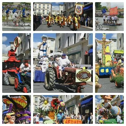 Fête du Cassoulet - many events during the 5 day jamboree.