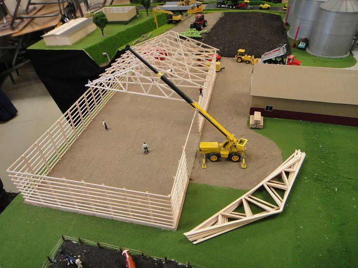 "2012 NFTS Dyersville, Iowa ""1:64th Scale Farm Displays"