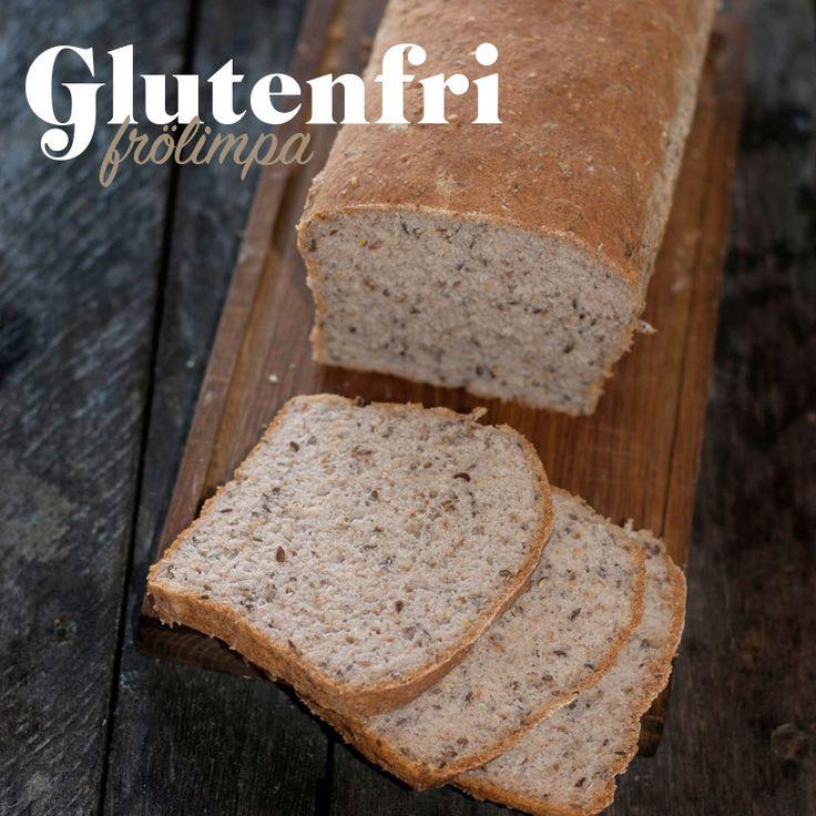 Fiberrikt glutenfritt bröd