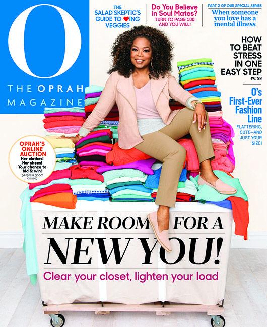 Deal Alert: O Magazine Subscription