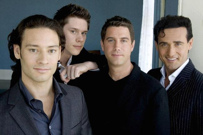 1000 images about i il divo on pinterest barbra streisand new zealand and lea salonga - Il divo website ...